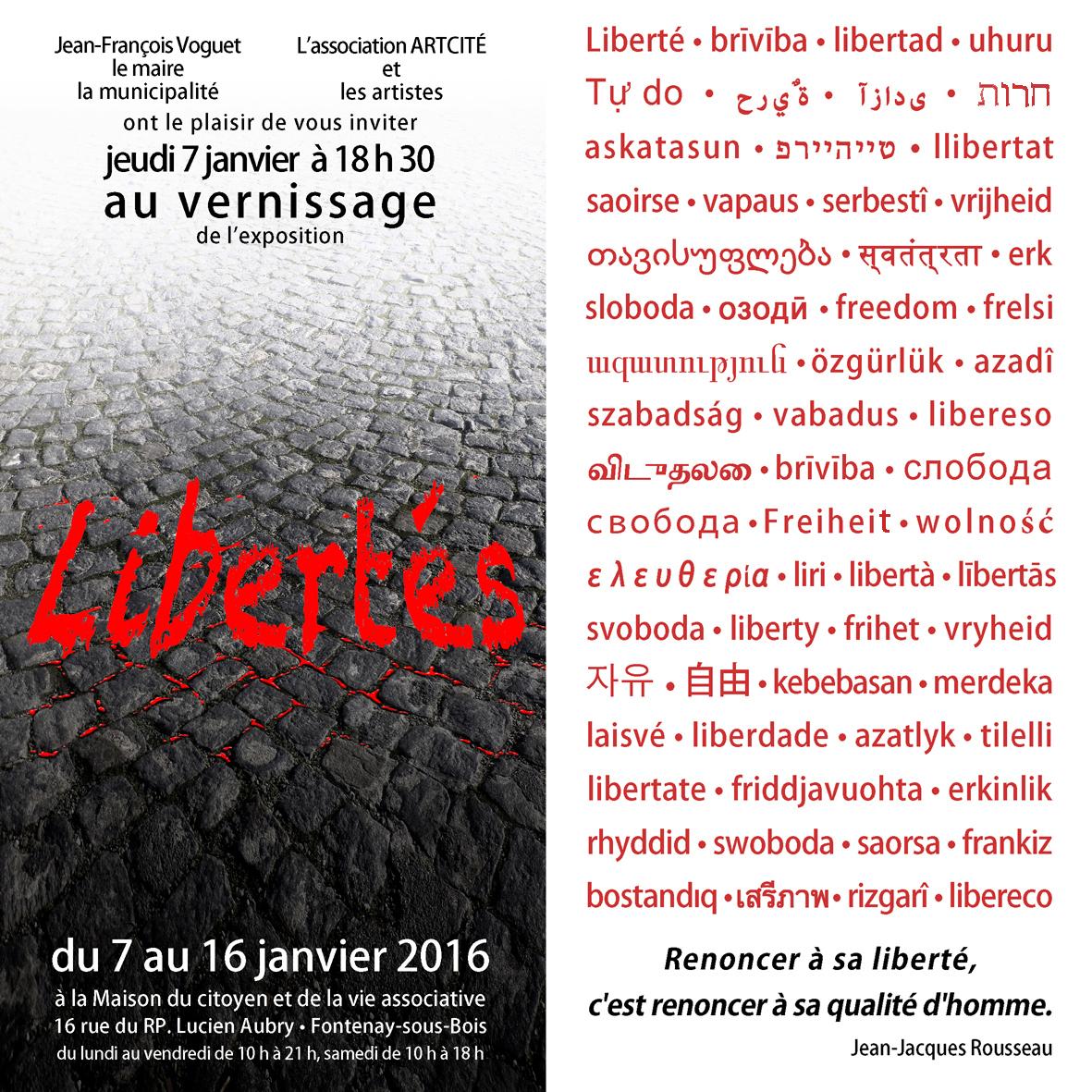Libertés invit net
