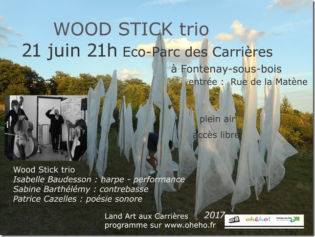 WOOD STICK TRIO